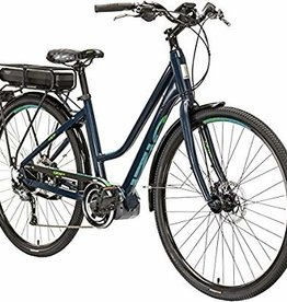 IZIP BIKES IZIP - E3 PATH PLUS STEP THRU - BLEU -