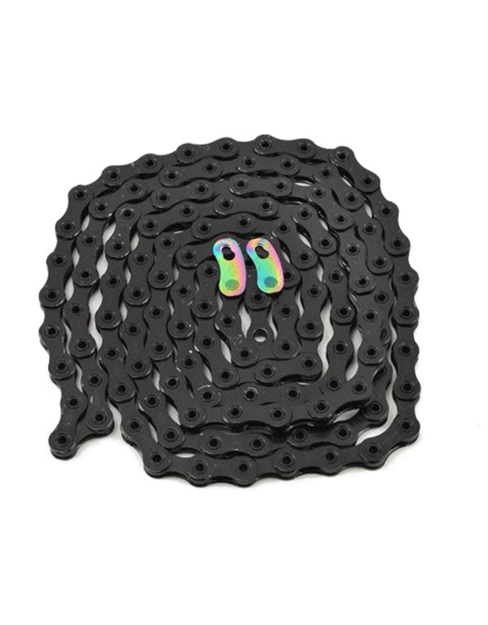 Sram, PC XX1 Eagle, Chain, 12sp., 126 links, Black, With PowerLock