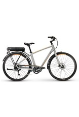 IZIP BIKES PATH PLUS LG GRY Complete Bicycle-Wheel Size-27.56(700c)