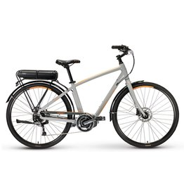 IZIP BIKES IZIP E3 PATH PLUS - GRIS - LARGE