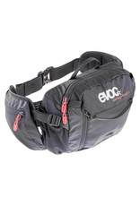 EVOC EVOC, Hip Pack Race, Hydration Bag, Volume: 3L, Bladder included: 1.5L, Black