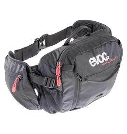 EVOC EVOC, Hip Pack Race, Hydration Bag, Volume: 3L, Bladder included: 1.5L, Black
