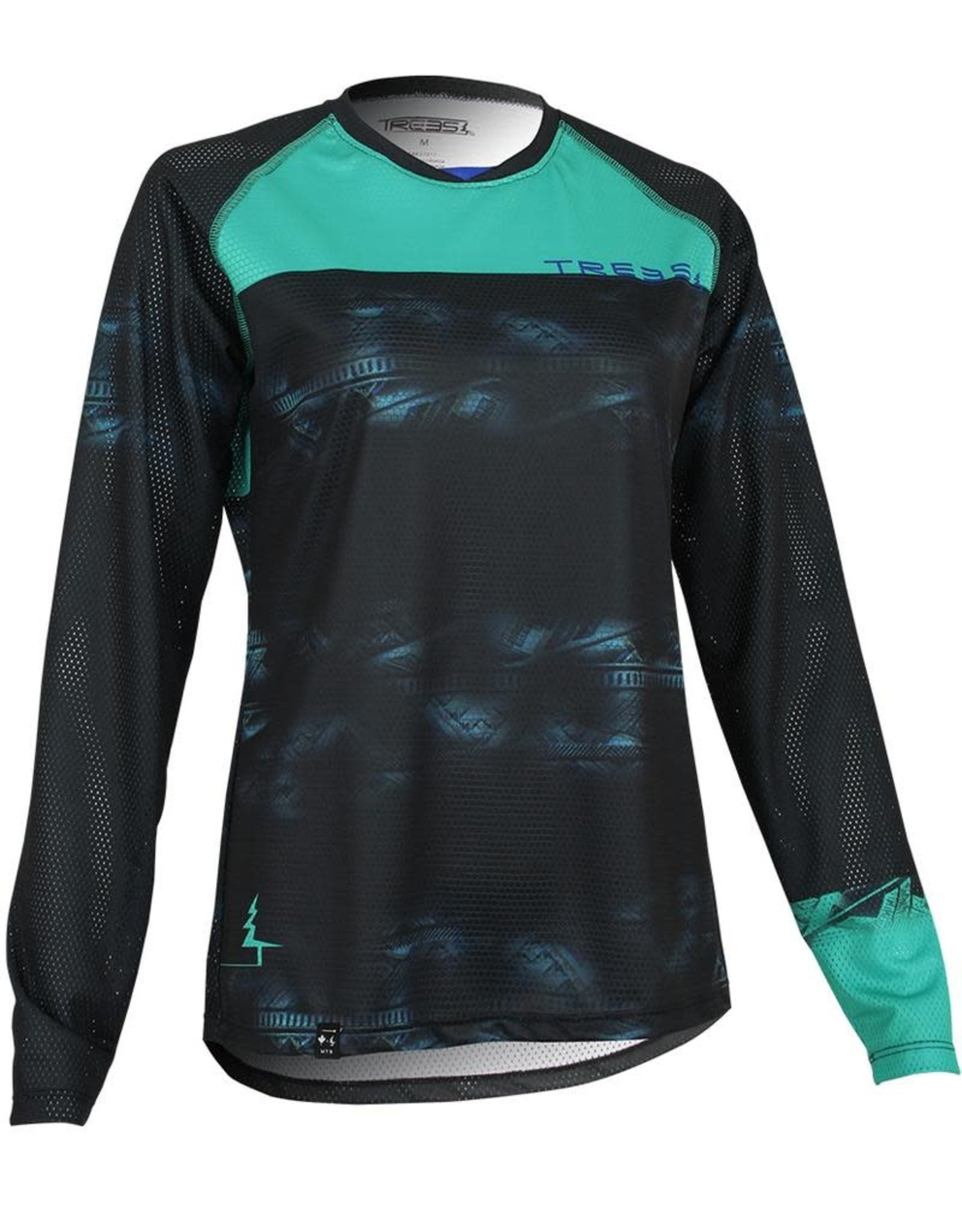 TREES APPAREL MAILLOT - TREES - SWITCHBACK FLOW 237.5WC