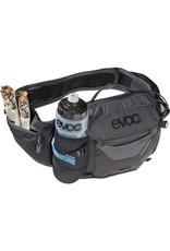 EVOC EVOC, Hip Pack Pro, Sac d'hydratation, Volume: 3L, Reservoir inclus: 1.5L, Noir/Gris carbone