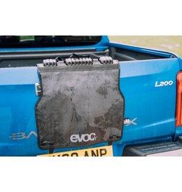 EVOC EVOC, Tailgate Pad Duo, Protecteur de panneau de boite de camionnette, Convient a toutes les camionettes, Pour 2 velos, Noir