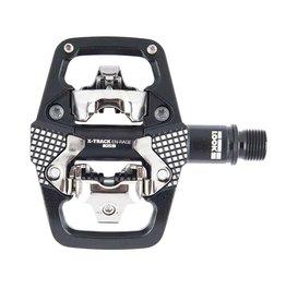 PEDALES Look, X-Track En-Rage +, MTB Clipless Pedals NOIRES
