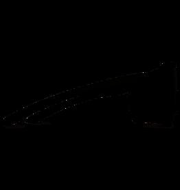 Smith LUNETTES Smith Ruckus Sunglass: Matte Black ChromaPop Platinum Mirror / ChromaPop Low Light Rose Lens