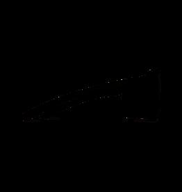 Smith Smith Ruckus Sunglass: Matte Black ChromaPop Platinum Mirror / ChromaPop Low Light Rose Lens