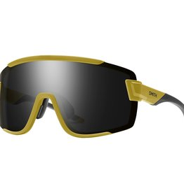 Smith Smith Wildcat Sunglass: M MYS GRN/PC ChromaPop Clear Lens