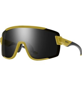 Smith LUNETTES Smith Wildcat Sunglass: M MYS GRN/PC ChromaPop Clear Lens