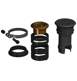 OneUP Component OneUP Component - EDC STEM TOPCAP & PRELOAD KIT - NOIR