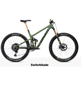 PIVOT PIVOT SWITCHBLADE CARBONE 2020 PRO XTR/XT MEDIUM