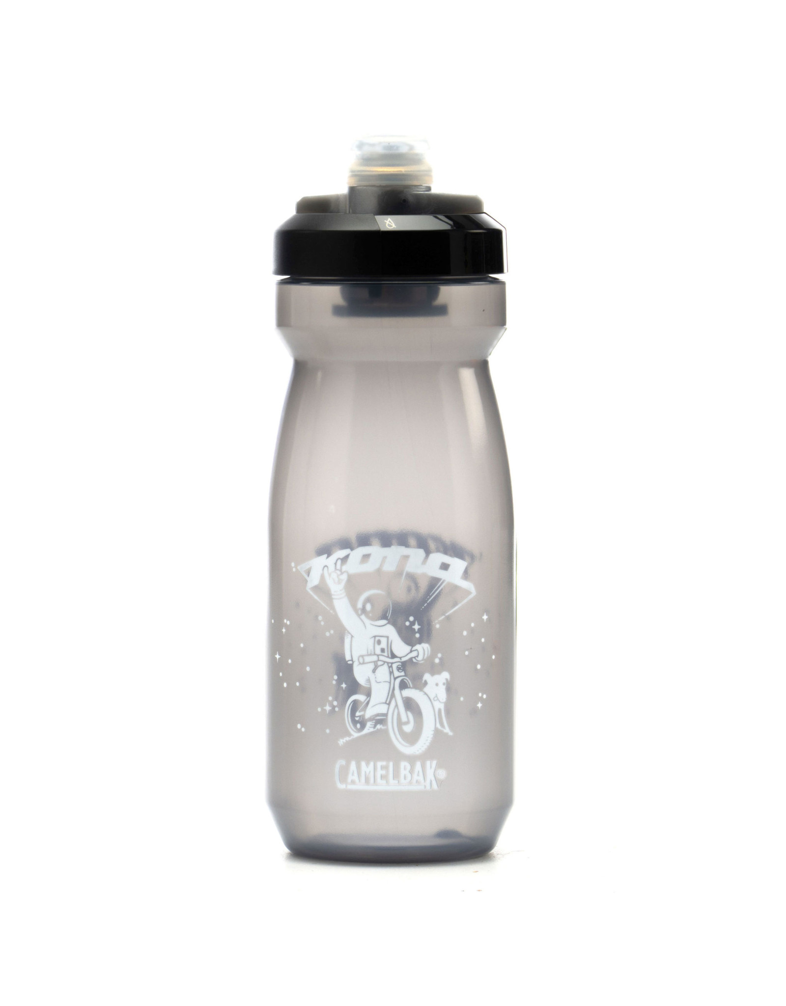 O037000: Camelbak astronaut water bottle 21 OZ GRAY/WHITE