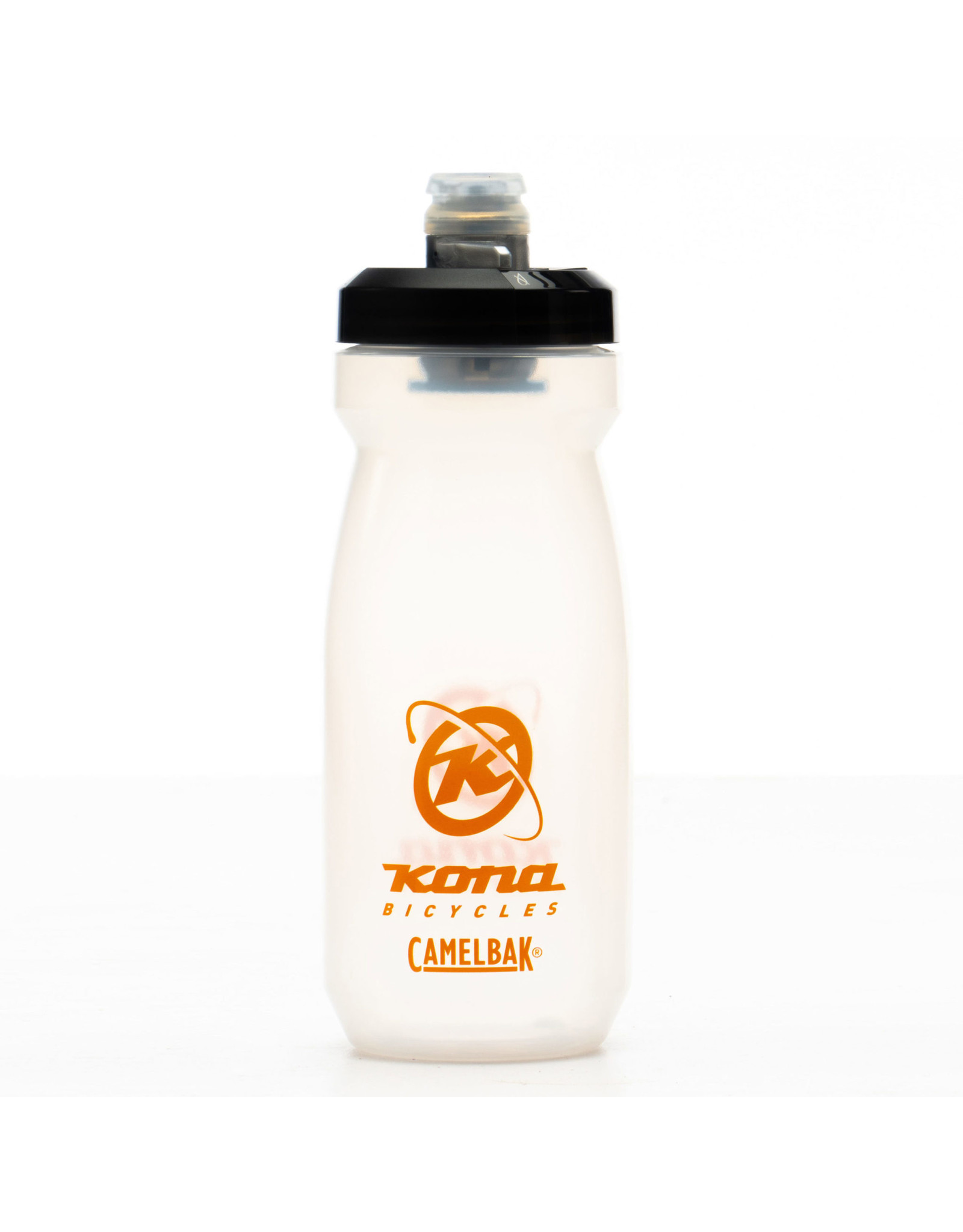 O037000 : Camelbak Orbit Water Bottle 21 OZ WHITE/ORANGE