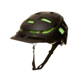 Smith Optics Forefront Helmet: Medium/Matte Black