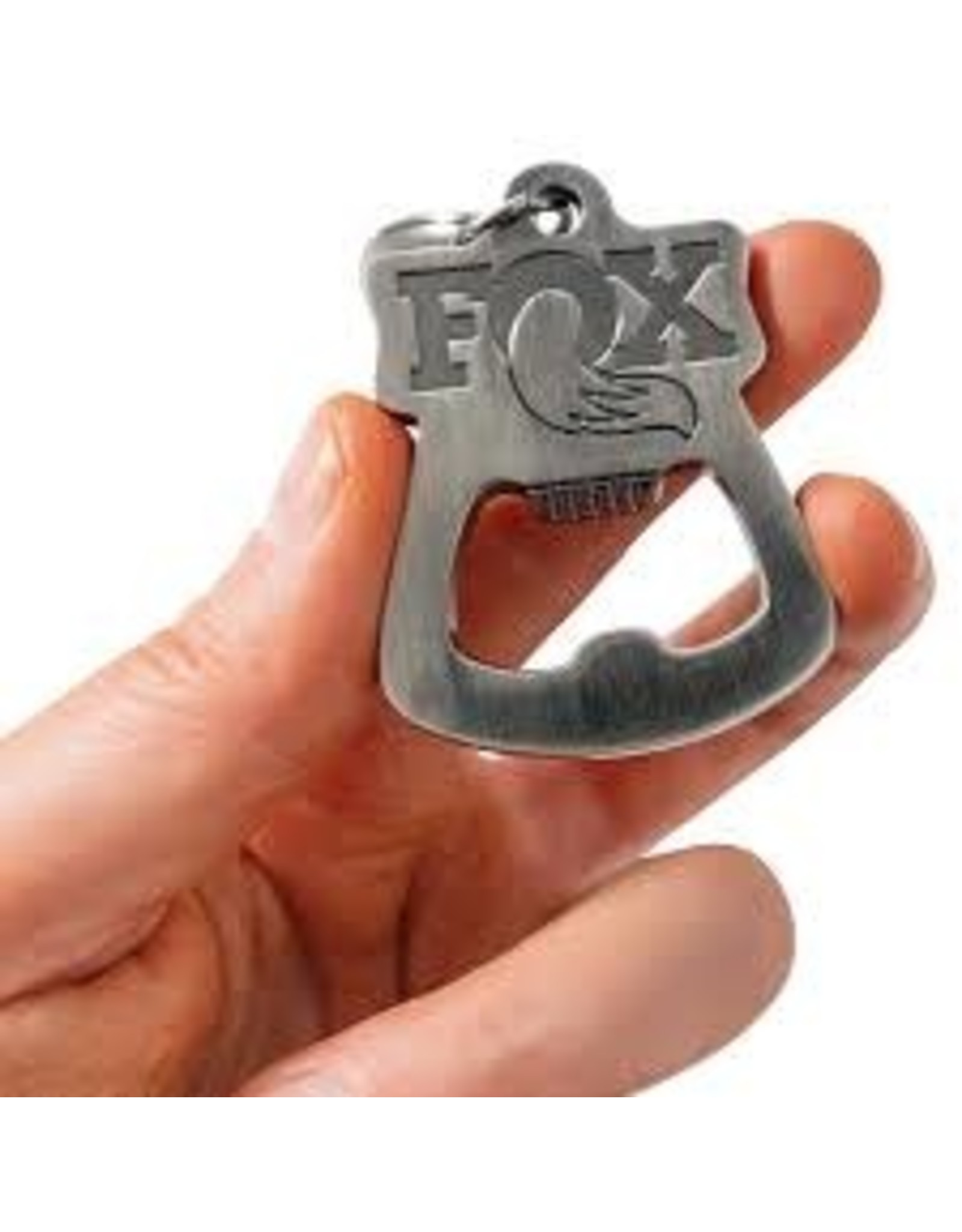 race face Fox Keychain Bottle Opener