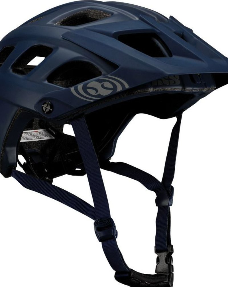 IXS IXS TRAIL-RS EVO HLMT NAVY XS