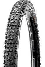 Maxxis Maxxis, Aggressor, 29x2.30, Folding, 60TPI, 60PSI, Dual, EXO, Tubeless Ready, Black