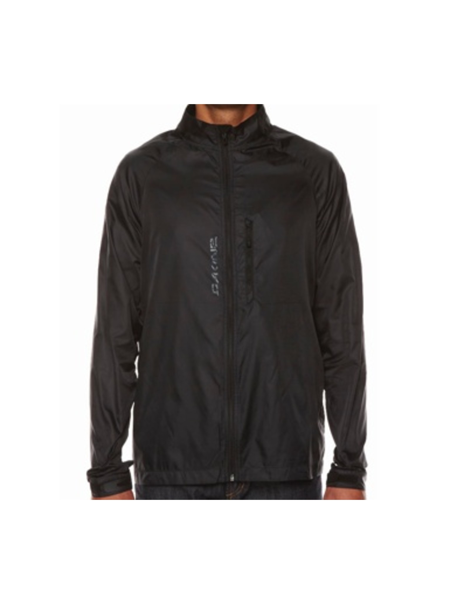 IMPERMEABLE PORTATIVE - DAKINE - BREAKER JACKET NOIR MEDIUM