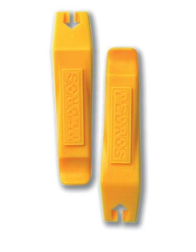 Pedros, Tire lever, Pack of 24, Yellow