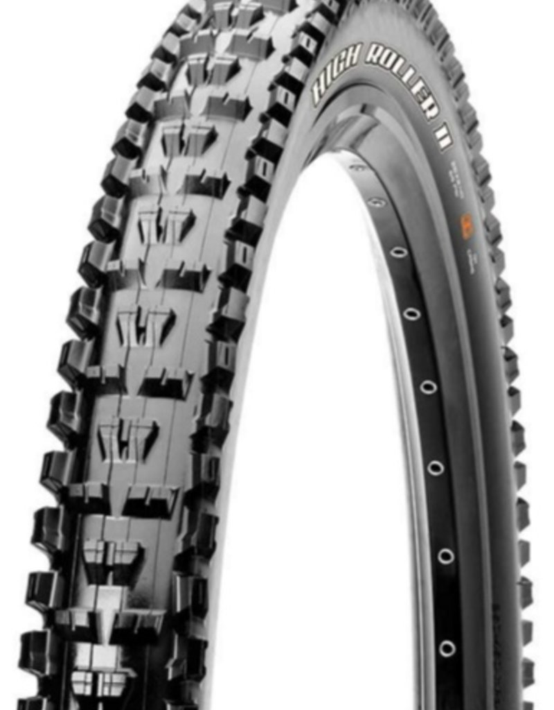 Maxxis Maxxis, High Roller II, 27.5x2.40, Pliable, 3C, EXO, 60TPI, 65PSI, 890g, Noir