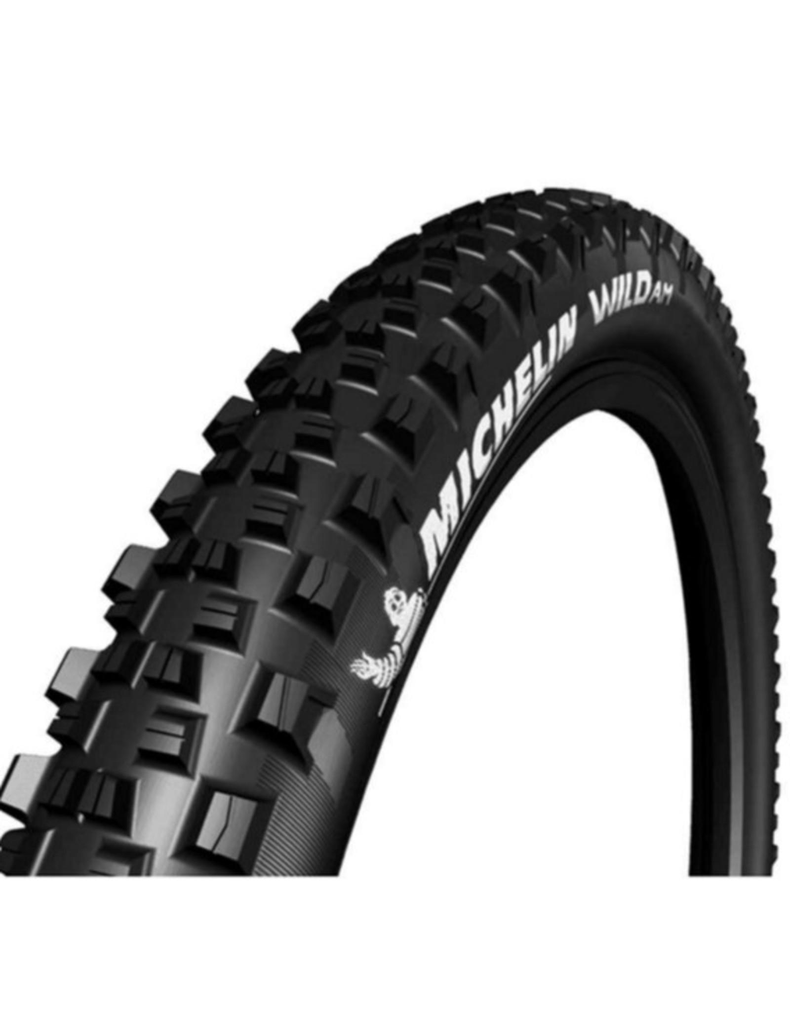 Michelin, Wild AM, 29''x2.35, Pliable, GUM-X, Noir