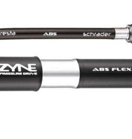 Lezyne POMPE PORTATIVE Lezyne, Pressure Drive HP, Pompe compacte, Noir, M, 216mm