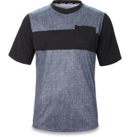 VECTRA S/S JERSEY CARBON / BLACK S