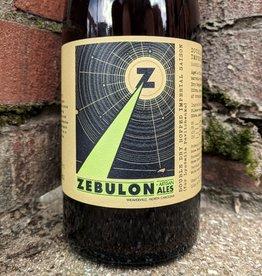 Zebulon Artisan Ales 'Double Dry Hopped Imperial Saison' for Lyudmila Pavlichenko 750ml