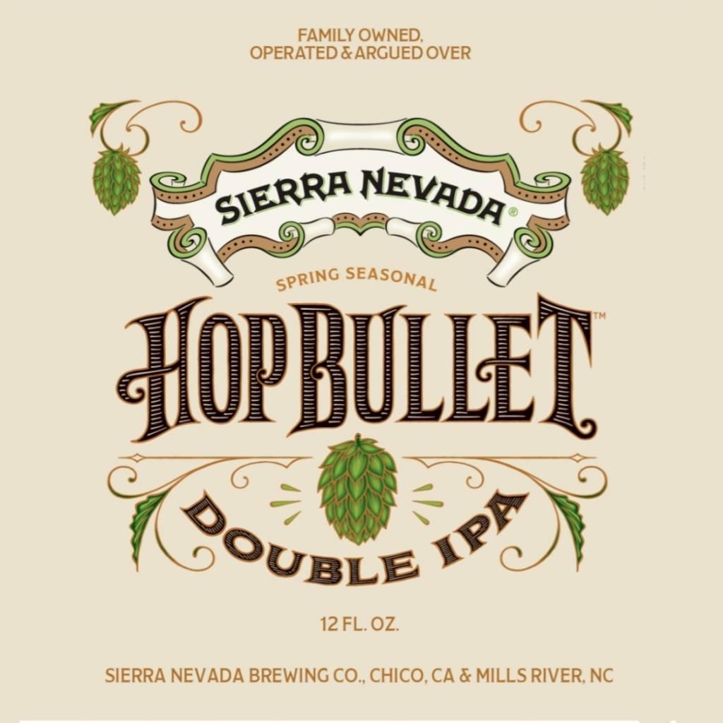 Sierra Nevada 'Hop Bullet' Double IPA 12oz (Can)