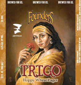 Founders Brewing Co. 'Trigo' Hoppy Wheat Ale 12oz (Can)