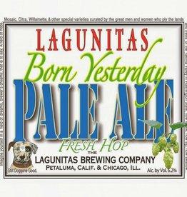 Lagunitas 'Born Yesterday' Fresh Hop Pale Ale 12oz Sgl
