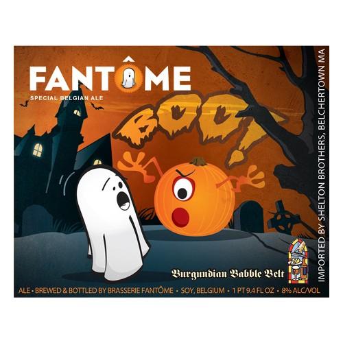Fantôme 'Boo!' Special Belgian Ale 750ml