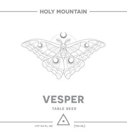 Holy Mountain 'The Vesper' Table Beer 750ml