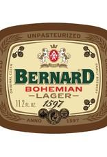 Bernard Family 'Bohemian' Lager 330ml