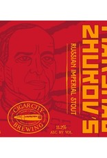 Cigar City 'Marshal Zhukov' Russian Imperial Stout 22oz