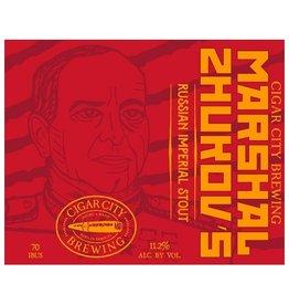 Cigar City 'Marshal Zhukov' Russian Imperial Stout 22oz