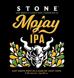 Stone Brewing 'Mojay' IPA 22oz