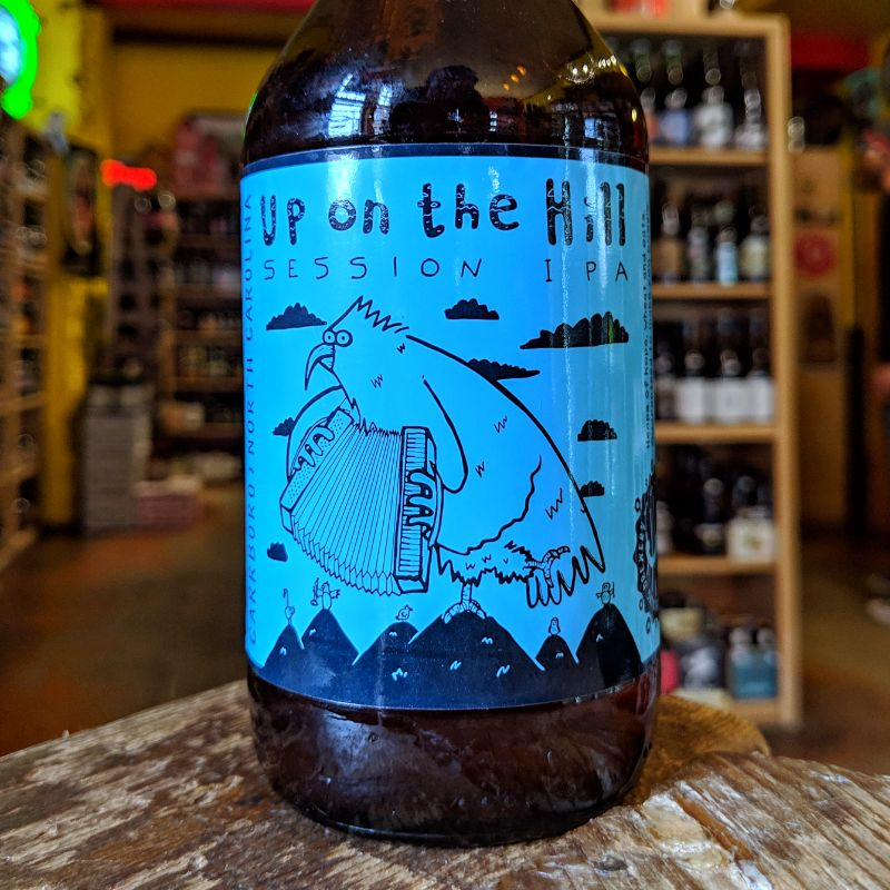 Steel String 'Up on the Hill' Session IPA 12oz Sgl