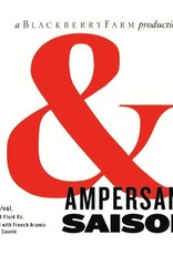 Blackberry Farm Brewery 'Ampersand' French-style Saison 750ml