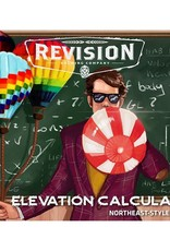 Revision 'Elevation Calculation' Northeast-style IPA 16oz (Can)