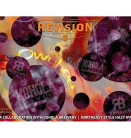 Revision 'Owyhee' Northeast-style IPA 16oz (Can)