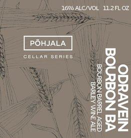 Põhjala 'Odravenn' Bourbon barrel-aged Barleywine 330ml