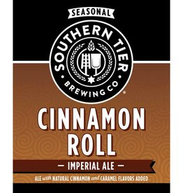 Southern Tier 'Cinnamon Roll' Imperial Ale w/ Cinnamon and Vanilla 12oz Sgl