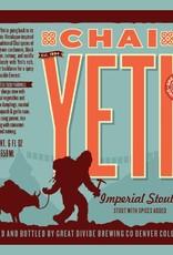 Great Divide 'Chai Yeti' 22oz