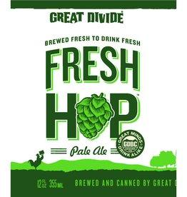 Great Divide 'Fresh Hop' Pale Ale 12oz (Can)