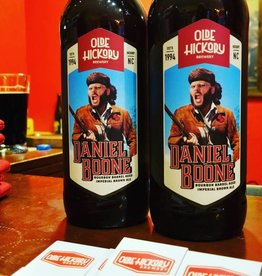 Olde Hickory Brewery 'Daniel Boone' Barrel-aged Imperial Brown Ale 22oz