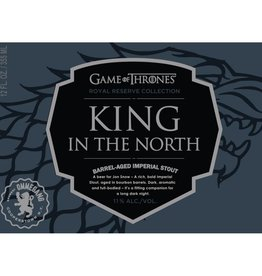 Ommegang 'King in the North' Imperial Stout 750ml