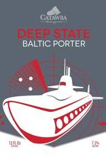 Catawba 'Deep State' Baltic Porter 12oz (Can)