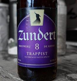 Trappistenbrouwerij de Kievit Zundert '8' Belgian Dubbel 330ml
